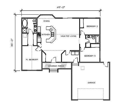 New construction palmer wasilla alaska for New mexico house plans