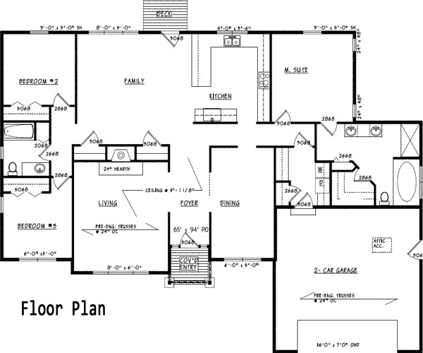 Michigan model wasilla alaska for Quality house plans